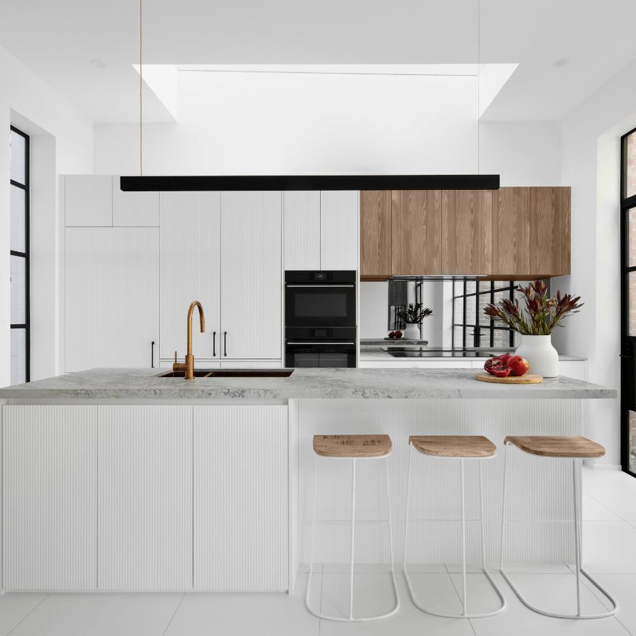 Toorak Home – Kitchen - Kitchen  Renovations